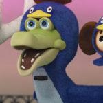 Японцы выпустили новый 3D-мультик про Чебурашку и Гену
