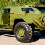 В Беларуси создали вездеход для рыбаков на основе боевой машины «Кайман»
