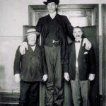 Самый высокий человек в мире жил в Российской Империи