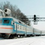 Реактивный поезд из СССР