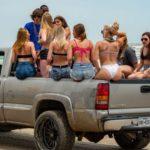 Фестиваль топлеса и джипов в Техасе прошел как надо: 200 задержанных и двое застреленных