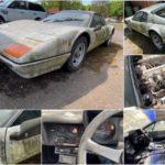 Печальная история Ferrari с 6420 милями на одометре, принадлежавшего Саудовскому Принцу