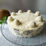 Домашний торт «Дуэт» (не нужно выпекать)