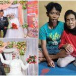 65-летняя бабушка вышла замуж за 24-летнего парня, которого ранее усыновила