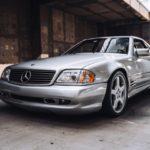 На продажу выставили очень редкий Mercedes-Benz SL600 с тюнингом от RENNtech