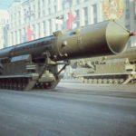 Первая мобильная МБР в СССР