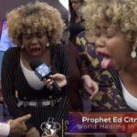 Демон изнасиловал прихожанку во время проповеди