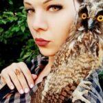 Как семья из Воронежской области приручила сову