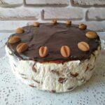 Без духовки и усилий вкусный тортик (торт без выпечки)!