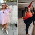 Упитанная балерина из Великобритании