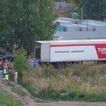 В Казани жильцы микрорайона за два часа разобрали фуру арбузов, которую оставили проветриваться