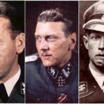 Почему у многих немецких офицеров все лицо было в шрамах после университета