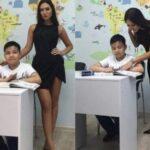 Алина Эванс: «учительница» из Караганды