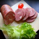 Колбаса из баранины