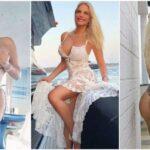 36-летняя итальянская актриса Франческа Киприани (Francesca Cipriani) на фото в Instagram