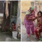 В Индии правозащитники спасли женщину, которую муж запер в туалете на полтора года