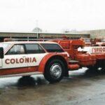 Schnibbelmobil — немецкий «крокодил» для перевозки негабаритных грузов