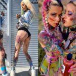 Татуированные близняшки из Германии