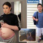 Американец в 18 лет неожиданно обнаружил у себя женские половые органы и забеременел