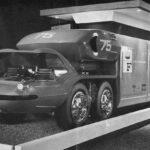 Футуристический тягач Chevrolet