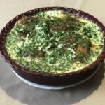 Шкмерули (чкмерули — შქმერული) цыплёнок в сливочно-чесночном соусе