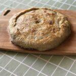 Цкан (цiкан) лезгинский пирог с мясом и картофелем