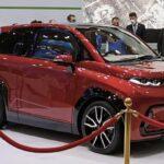 «КамАЗ» представил российский электромобиль