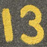 Мистические свойства числа 13