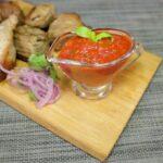 Красный соус для шашлыка по-Армянски