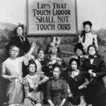 Крестовый поход женщин против салунов в США в 19 веке