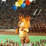 Сколько весил олимпийский Мишка