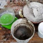Как сделать римский бетон из извести и кирпича