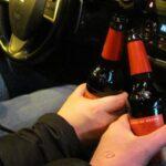 Можно ли пить пиво в припаркованной машине