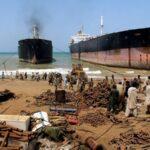Сколько можно выручить, если пустить огромный танкер на металл