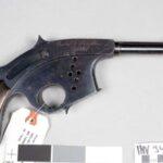 Один из самых странных пистолетов XX века