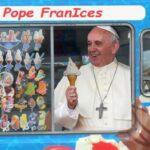 Папа Римский подарил итальянским заключенным 15000 порций мороженого