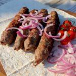 Как приготовить люля кебаб из баранины на мангале