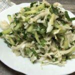 Самый просто и вкусный салат