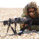 Что за мешки на головах израильских солдат