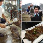 Китайцы разводили огромных диких крыс для «питательного» мяса до запрета из-за коронавируса