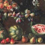 Эволюция арбуза. Отслеживаем по натюрмортам как он выглядел 350 лет назад
