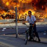 Как в 1992 года на западном побережье США прошел самый разрушительный бунт в истории