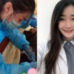 20-летняя девушка со школы мечтала лишь об одном — делать макияж мёртвым