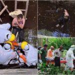 Британец шесть дней просидел в грязном колодце на Бали