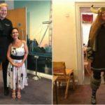 2-метровая официантка, над которой издевались в школе, заключила контракт с модельным агентством