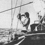 Муж с женой на четыре месяца остались одни в океане