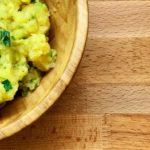 Холодный картофельный салат