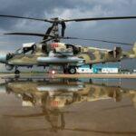 Ка-52М совершил первый полет