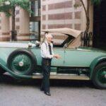 78 лет этот мужчина ездил на одном и том же автомобиле.