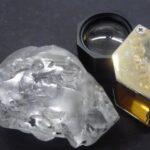 В Южной Африке добыли один из крупнейших алмазов в мире: его стоимость может достичь $18 миллионов